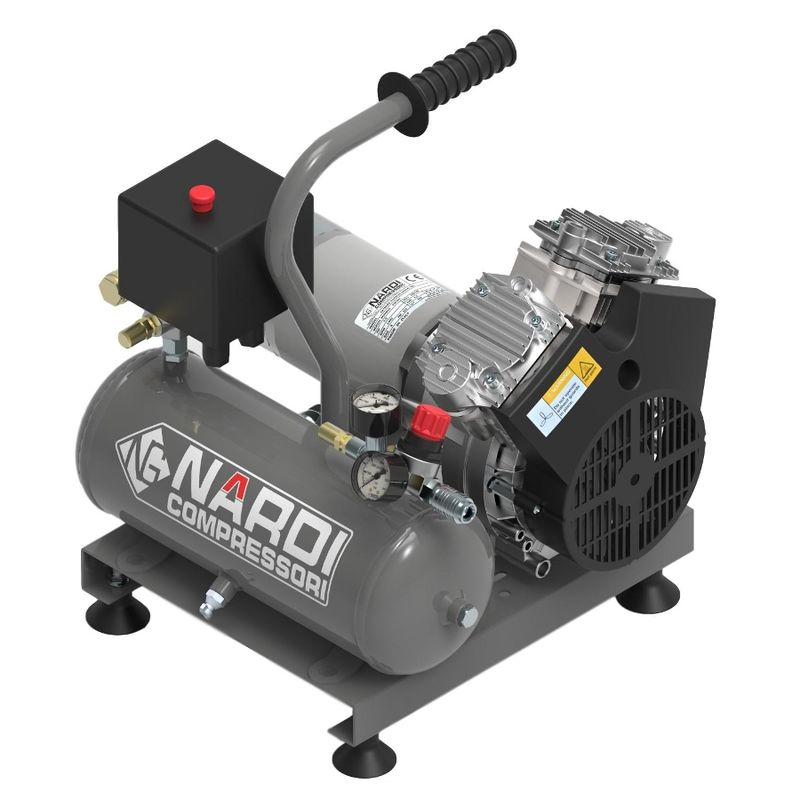 Nardi Oilless Compressor Extreme 12v 250 lpm