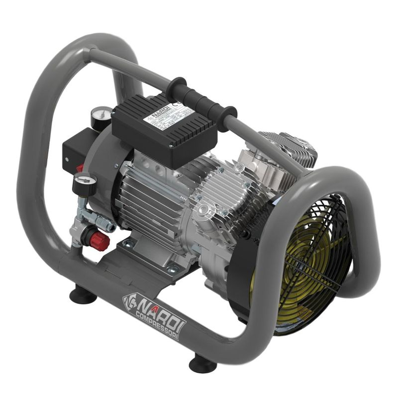 Nardi Oilless Compressor Extreme 240v  350 lpm