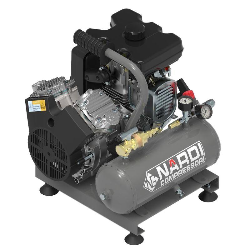 Nardi Oilless Compressor Extreme Petrol 270 lpm