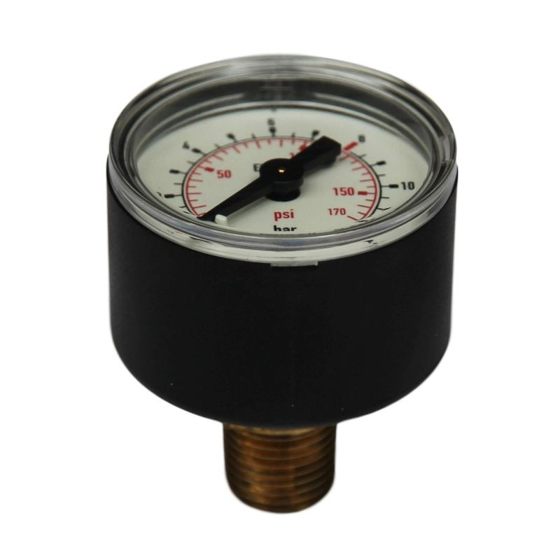 Nardi Part AC005002Pressure Gauge 12 bar