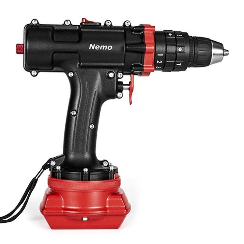 Nemo 18v Underwater Hammer Drill Kit 50m