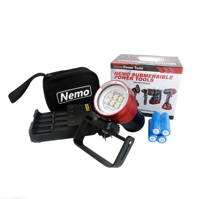 Nemo Diving Floodlight 8000 Lumens