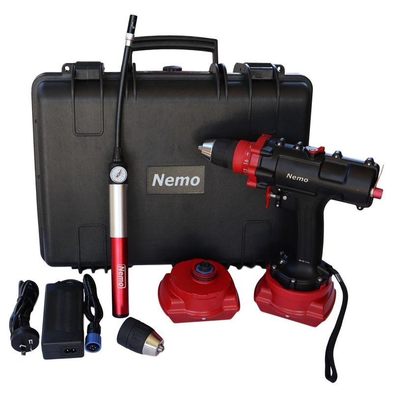 Nemo Underwater Drill 50m Divers Version