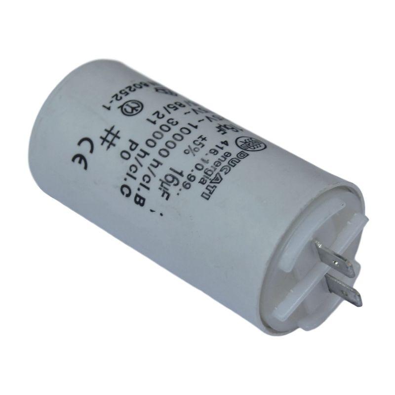 Part Number ES005016C Capacitor 16uF