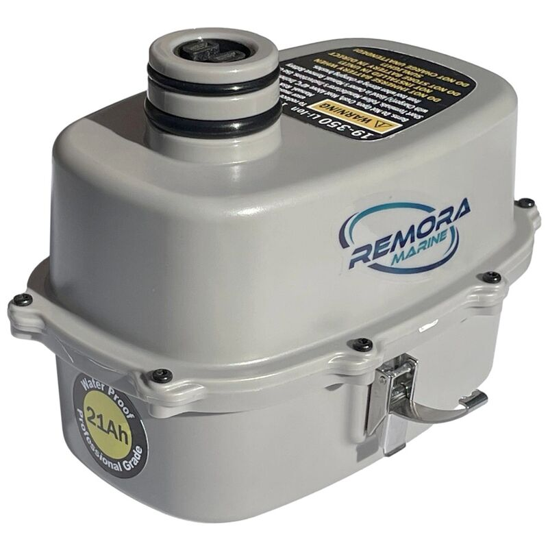 Remora Solo Hull Cleaner Battery 21Ah