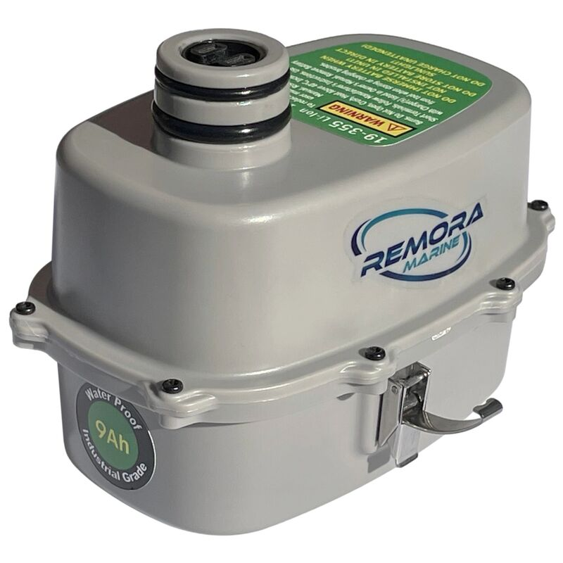 Remora Solo Hull Cleaner Battery 9Ah