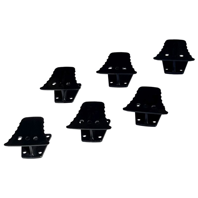 Remora Solo Hull Cleaner Scraper Blades Pack Of 6
