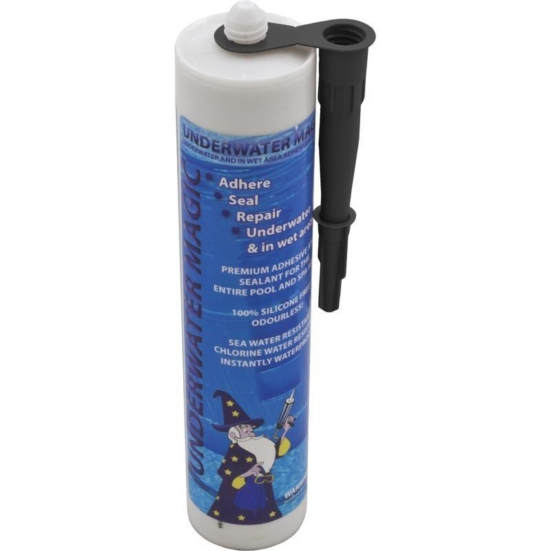 Underwater Magic Adhesive and Sealant Black