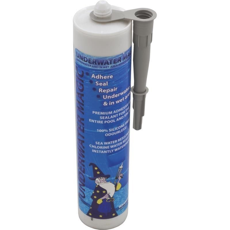 Underwater Magic Adhesive and Sealant Grey