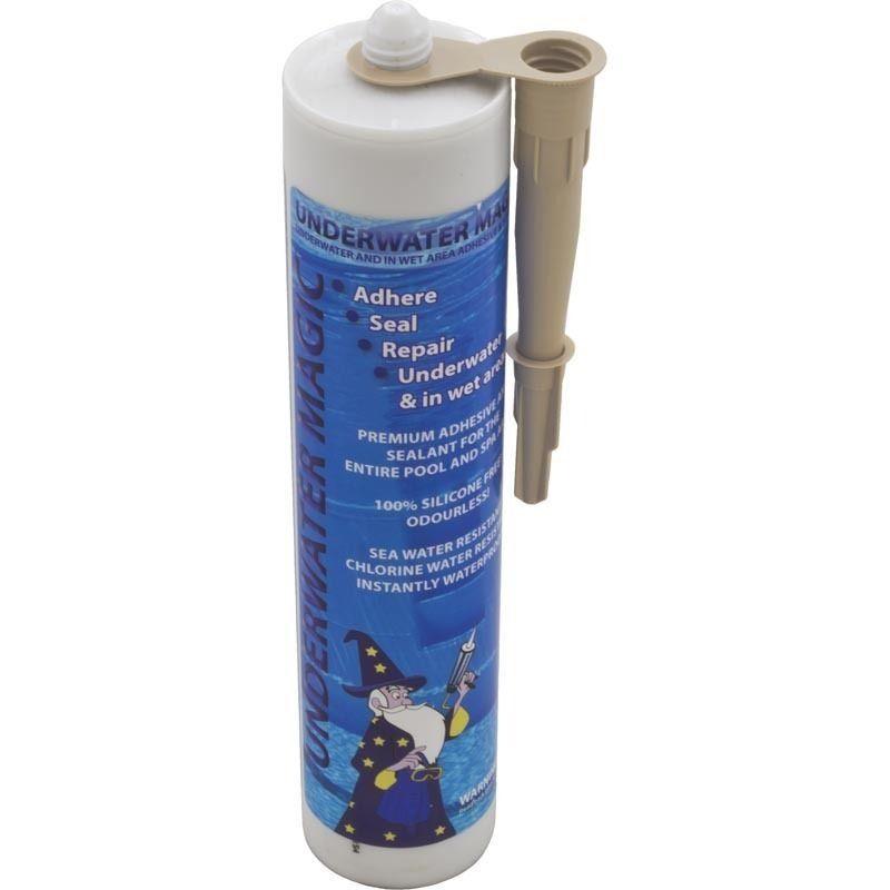 Underwater Magic Adhesive and Sealant Tan Sand