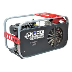 Nardi High Pressure Compressor Pacific D16 Diesel 160 lpm - 330 bar