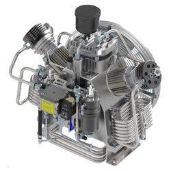 Nardi High Pressure Compressor Pacific D32 415v 225 bar