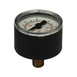 Nardi Part AC005001Pressure Gauge 12 bar