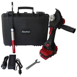 Nemo 22v UnderwaterAngle Grinder Kit V2 50mWith 1 x 3Ah Battery