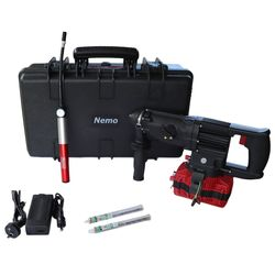 Nemo 22v Underwater SDSRotary Hammer Drill Kit 50mWith 1 x 3Ah Battery