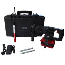 Nemo 22v Underwater SDS Rotary Hammer Drill Kit 50m With 1 x 6Ah Battery