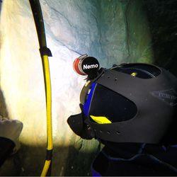 Nemo Diving Floodlight 6000 Lumens