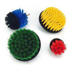 Nemo Underwater Drill Brush Set 4 Piece
