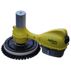 Remora Solo Hull Cleaner Kit 21Ah Battery 45 Edge Brush 2 Medium