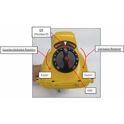 Remora Solo Hull Cleaner Kit 9Ah Battery Flat Brush 2 Medium